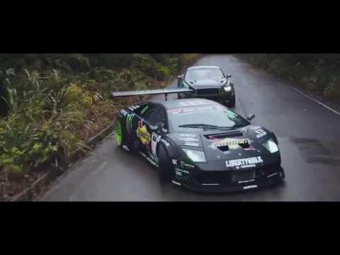 Drift Lambo and Ford | Дрифт под музыку | Don Diablo - People say BATTLEDRIFT