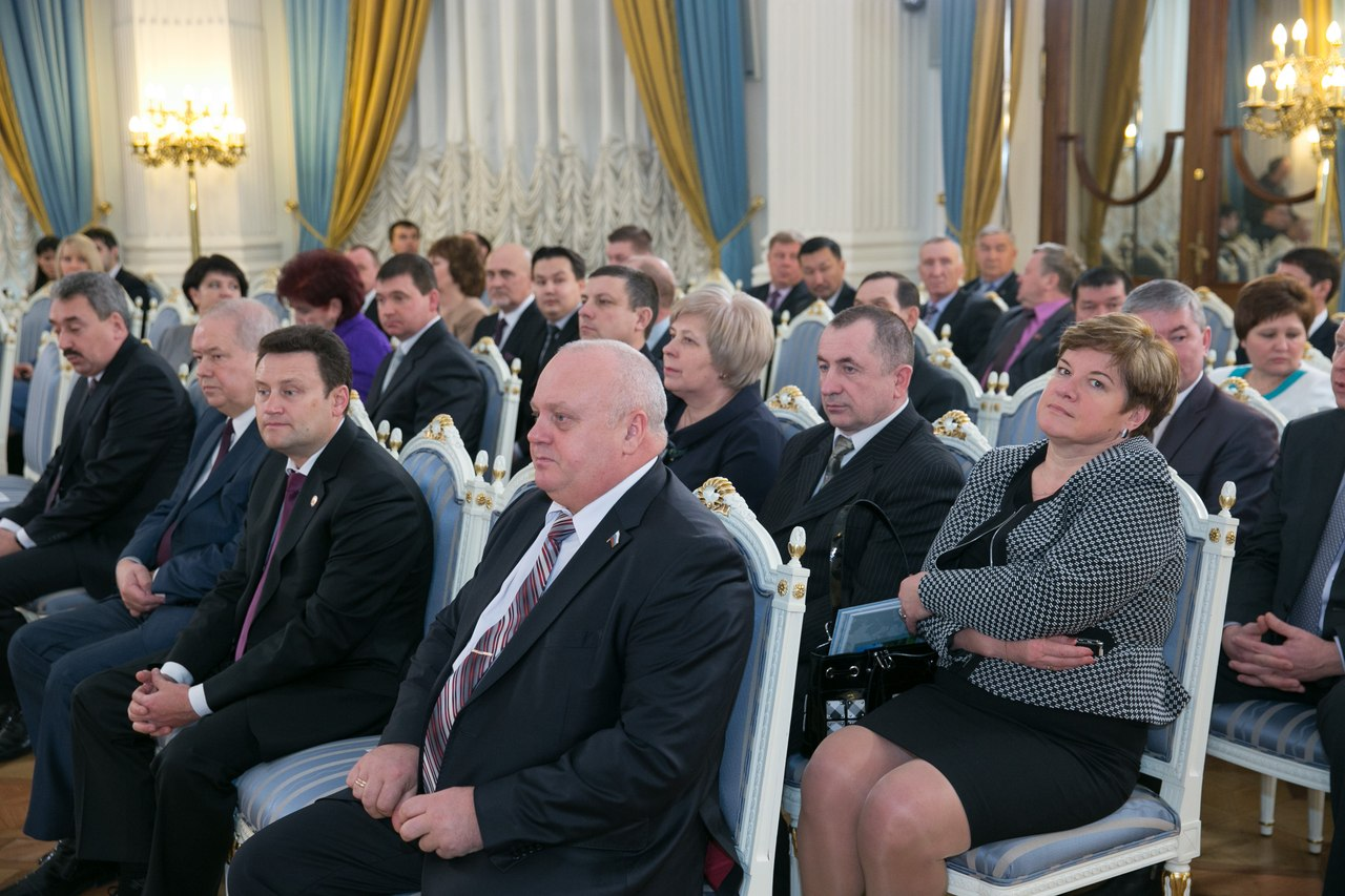 Самое благоустроенное поселение России 2012