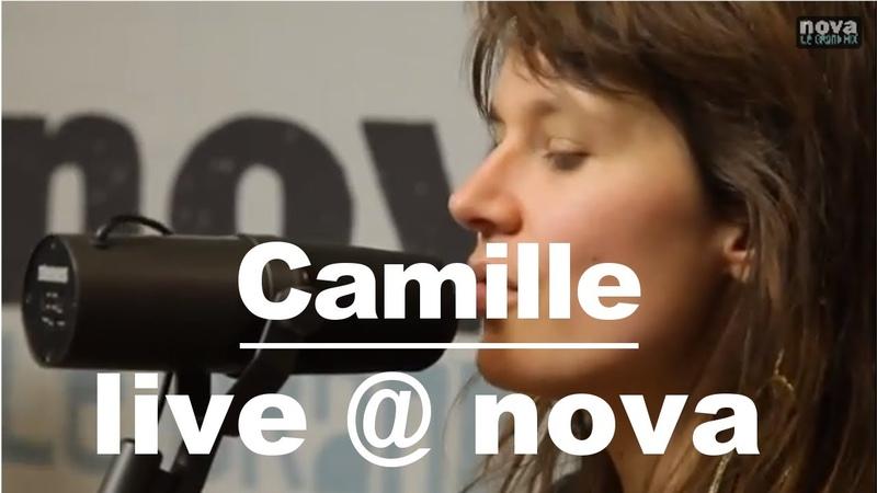 Camille - Wet Boy • Live @ Nova
