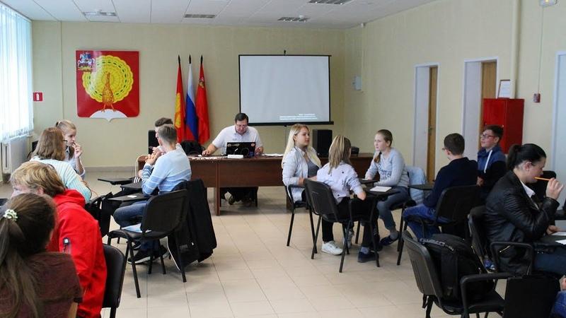 1 тур МКМ в Серпухове