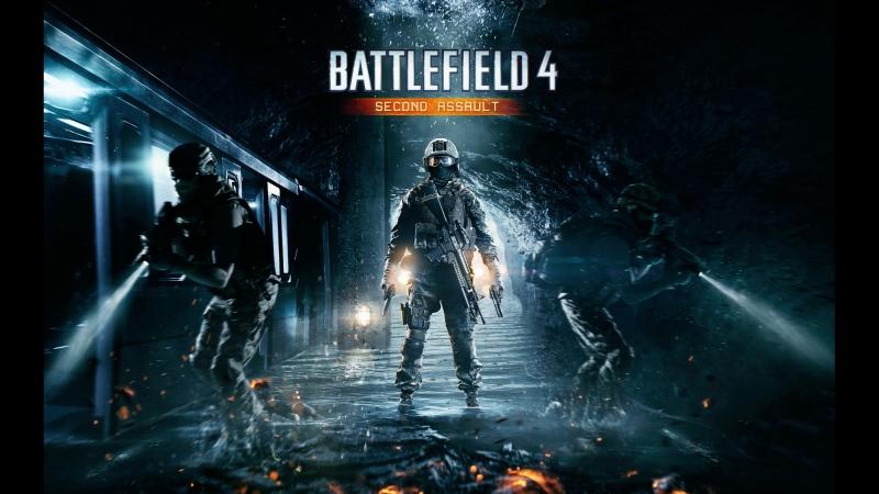 Battlefield 4 с друзьями по хорошую музычку