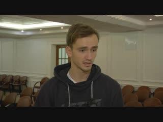 Даниил Медведев: Судья помог мне ещё больше завестись и выиграть матч!