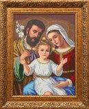 Набор для вышивки бисером Святое Семейство.