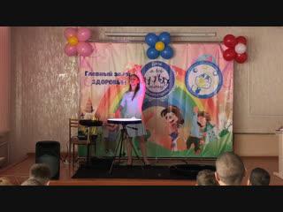 Наталья Вайс шоу мыльных пузырей