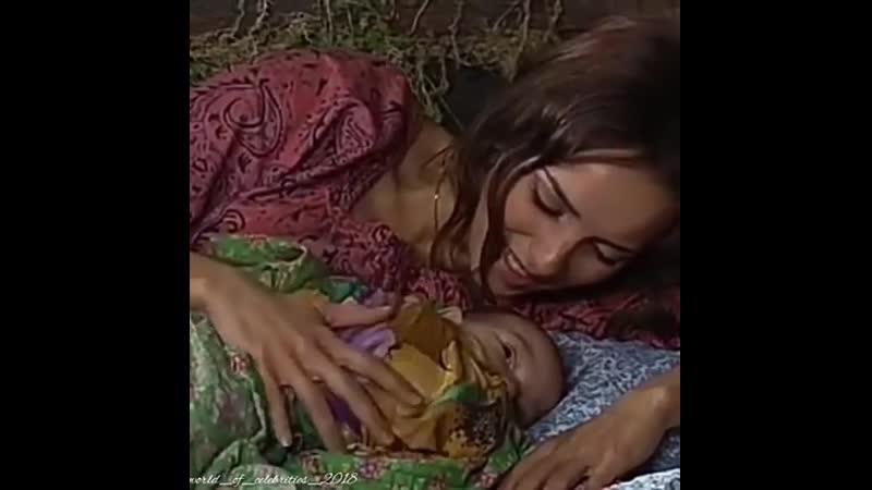 Цыганская страсть Кармелита в лесу