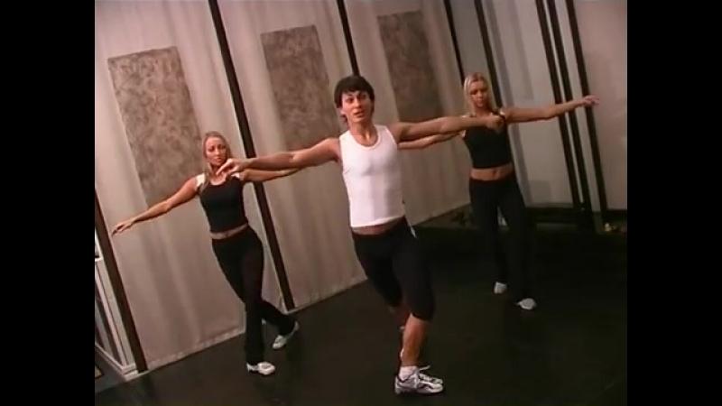 Power Dance - оздоровительная ритмическая гимнастика для похудения и укреплени (1)