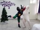 Новогодний переполох, спектакль для детей, Пульс театр ,декабрь 2017