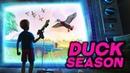 ЭТИ БЕШЕНЫЕ УТКИ ХОТЯТ СБЕЖАТЬ ИЗ ТЕЛЕВИЗОРА! ОТКРЫЛ ОХОТУ на УТОК в весёлой игре Duck Season PC