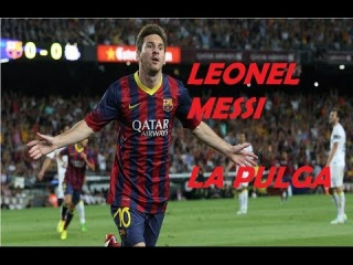 Lionel Messi || La Pulga || Where Them Girls At || HD