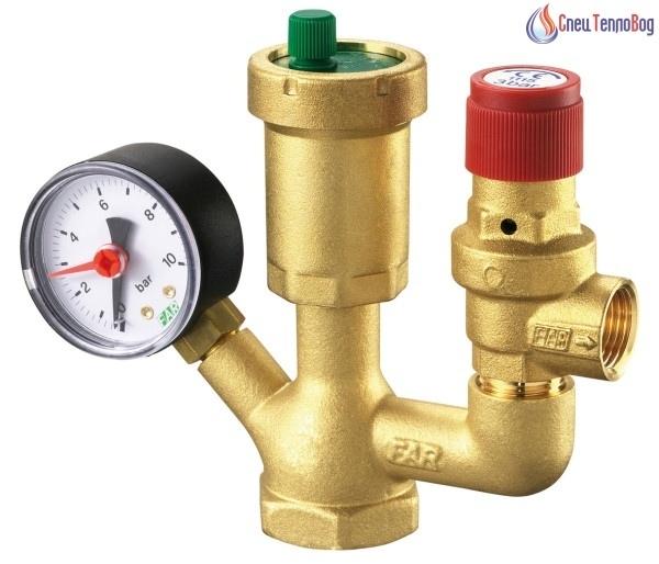 Что, кроме котла, труб и радиаторов, необходимо для монтажа водяной системы отопления