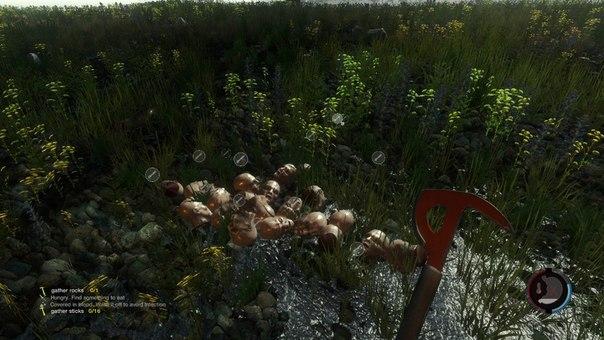Fps - Оптимизация игры The Forest