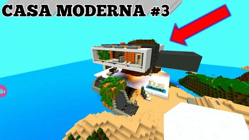 MOSTRANDO MAPAS CASA MODERNA 3