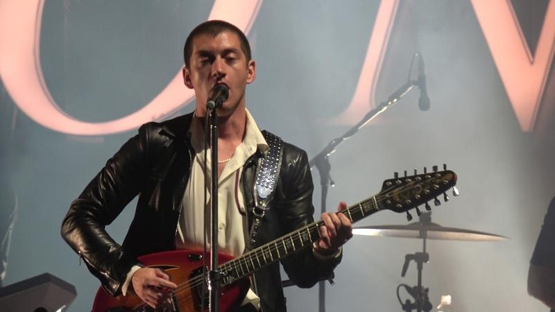 Arctic Monkeys - Do I Wanna Know? @ Sziget Fesztivál, 14.08.2018