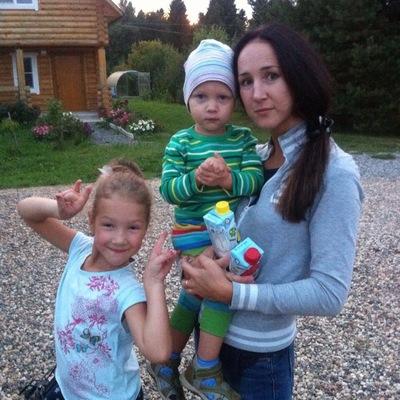 Natali Subbotina-Petrova, 17 апреля , Вологда, id3054696