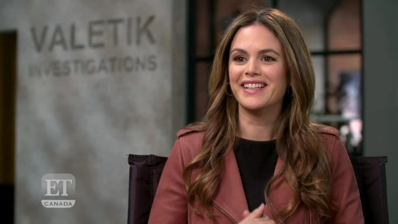 Rachel Bilson, Eddie Cibrian Talk 'Take Two'