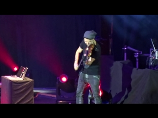 David Garrett - Born In The U.S.A. (HD Video - Sofia, Bulgaria - 29.09.2018)