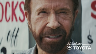 Chuck Norris | Daytona Toyota | 2019 Tacoma