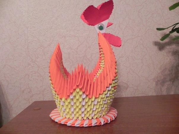 Поделки из оригами модульное своими руками