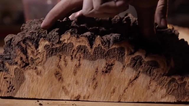 Грубая древесина