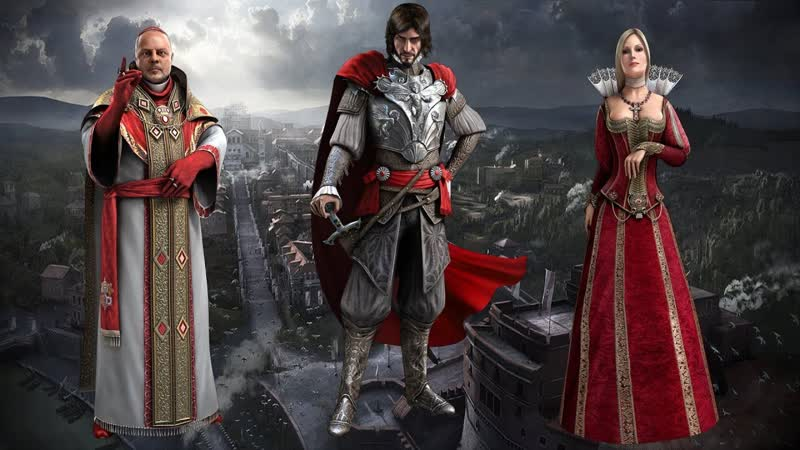 Assassin's Creed - Борджиа
