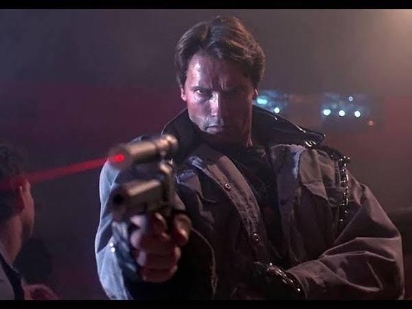 Terminator (1984) T-800 Screen-Time (Part 1)
