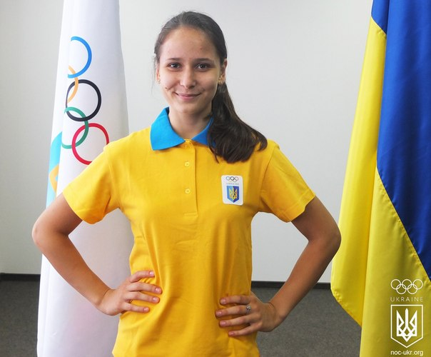 Елизавета Бабий: «Юношеская олимпиада – репетиция перед взрослой»