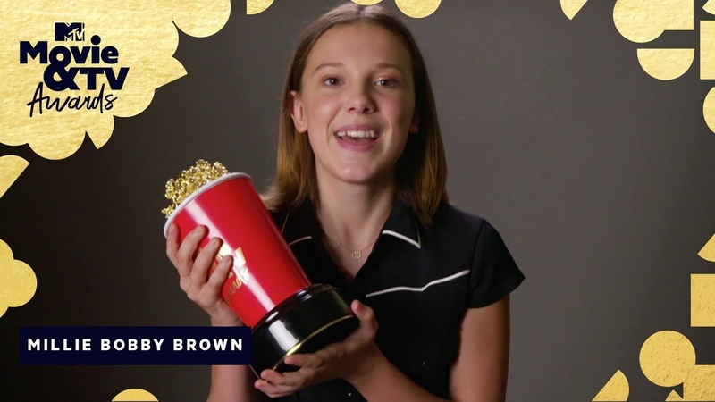 Millie Bobby Brown's Anti-Bullying Message | 2018 MTV Movie TV Awards