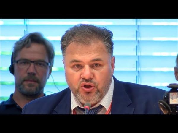 Укр. журналист в Германии Порошенко уничтожает Украину!