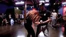 Bruno and Fae - Brazilian Zouk demo at Northwest Zouk Fest 2018