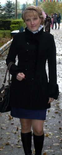 Светлана Калитова, 14 ноября , Бирск, id120673770