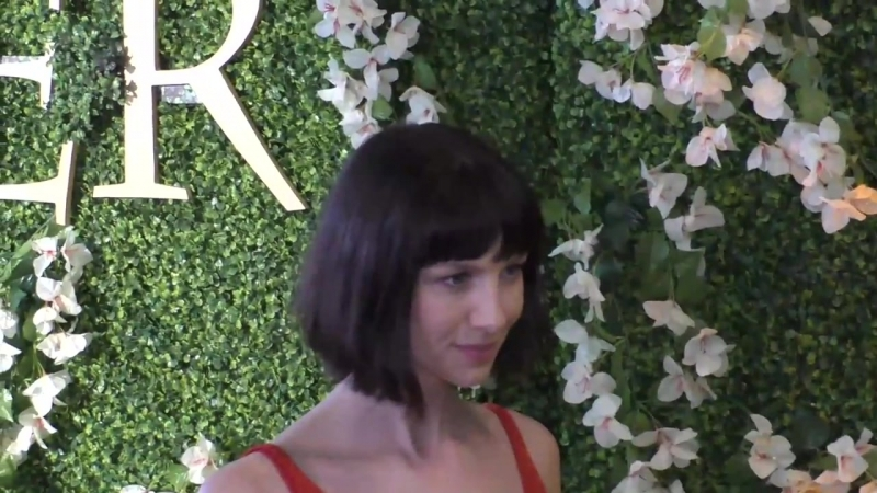 Caitriona Balfe at the STARZ Outlander FYC Event at Linwood Dunn Theater in Hollywood