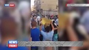Жители Камышлы протестуют против закрытия курдами ассирийской школы