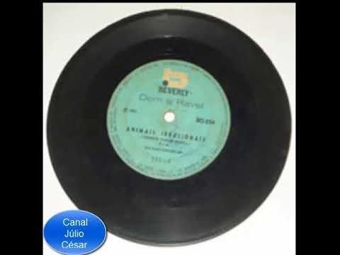 Dom Ravel - Compacto 78 rpm / 1974