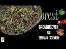 How To Make Forest Groundcover For Terrain Scenery