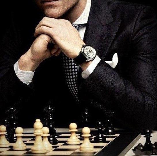 Единственный способ стать умнее — играть с более умным противником.
