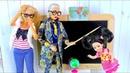 Раскрыла ТАЙНУ Директора и Получила НАКАЗАНИЕ! Мультик Барби Куклы Сериал Про Школу IkuklaTV