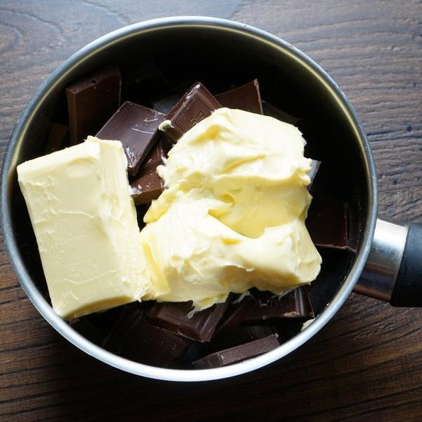 Готовим шоколадный брауни!