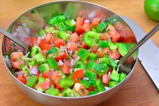 """""""Овощной салатик"""""""