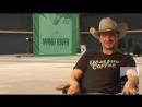 Jeremy Renner about Wind River