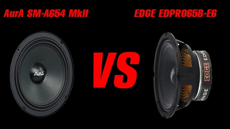 AurA SM-A654 MkII vs EDGE EDPRO65B-E6