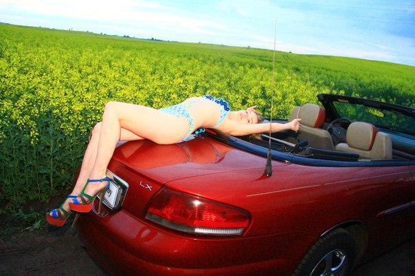 необычные фотографии с кабриолетами