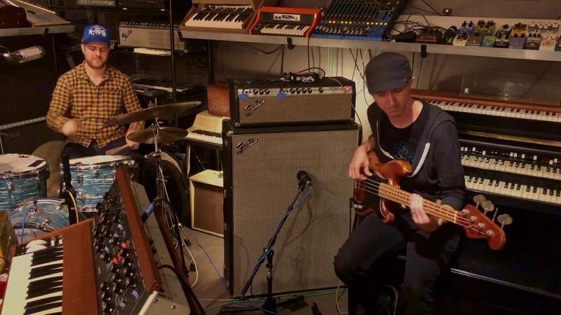 TrioKAIT JJ's Live at Custom Vintage Keyboards