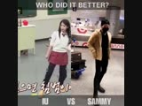 IU vs SAMMY - - Who did it better - - TheRose