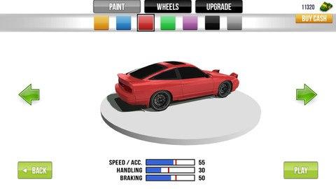 Скачать Traffic Racer для android