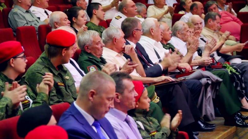 На Дону отпраздновали 75-летие суворовских и нахимовских училищ при участии «Союз Маринс Групп»