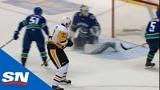Дубль Евгения Малкина в игре с «Ванкувером» за 59 секунд
