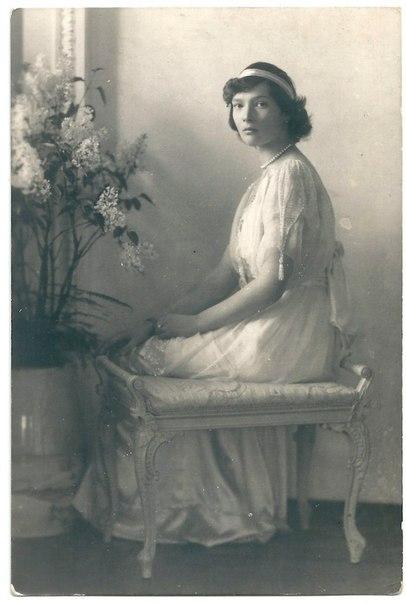 Великая княжна Татьяна Николаевна