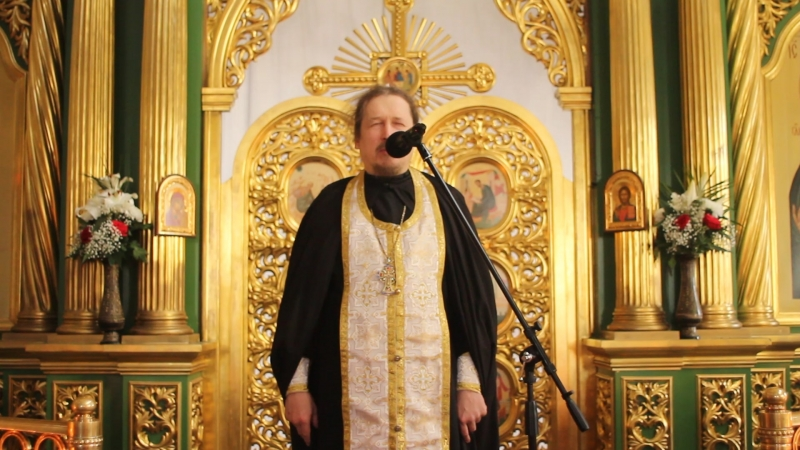 15 апреля Антипасха, проповедь игумена Симеона /Микушина/