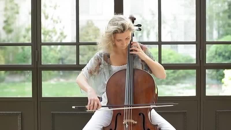 Ophlie Gaillard, Bach, Prelude, Cello suite n. 1
