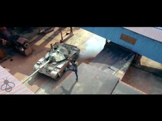Волк воин 2 _ Wolf Warrior 2 (2017) - русский трейлер. Frank Grillo, Celina Jade, Nan Yu